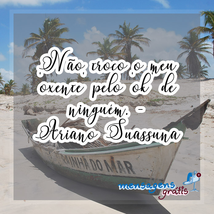 Frases Clássicas de Ariano Suassuna