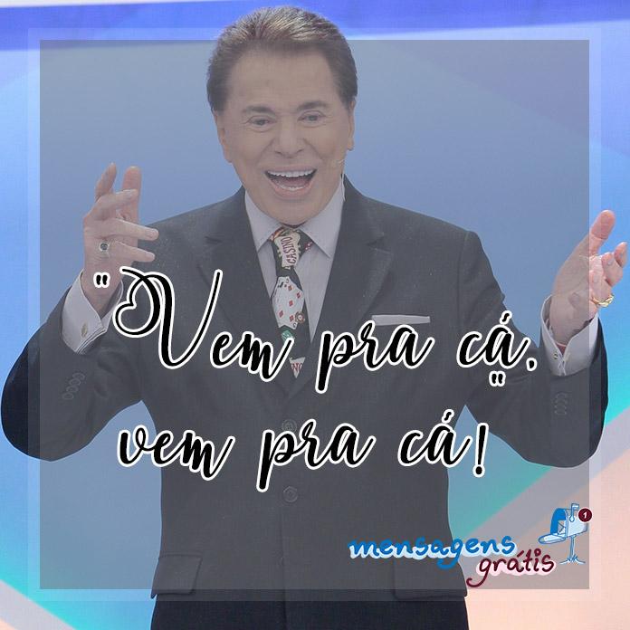Frases Clássicas de Silvio Santos