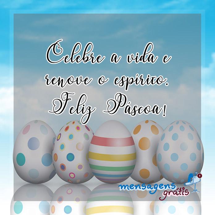 Frases de Feliz Páscoa para Facebook