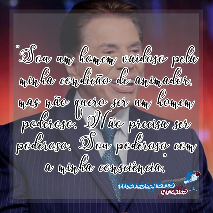 Frases Inspiradoras de Silvio Santos