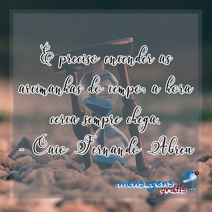 Frases do Caio Fernando Abreu pra Refletir