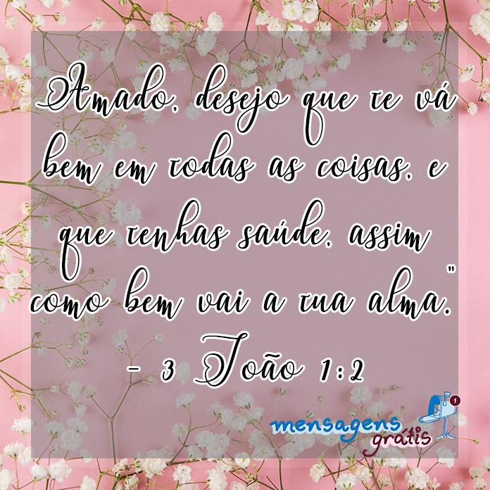 3 João 1:2