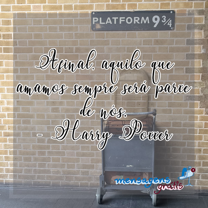 Frases do Harry Potter