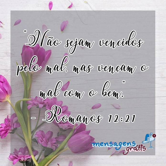 Romanos 12:21