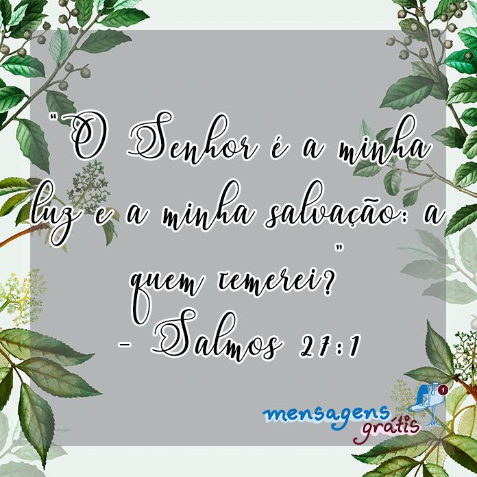 Salmos 27:1