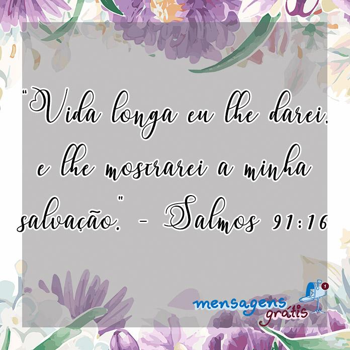 Salmos 91:16