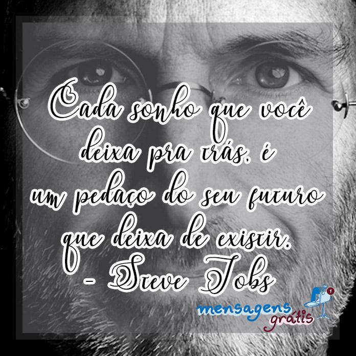 Frases de Steve Jobs para Refletir