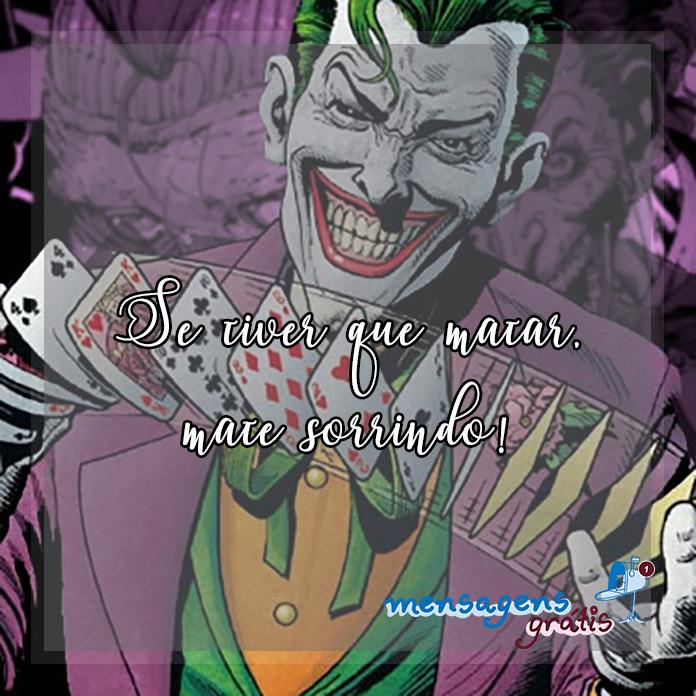 Imagens com Frases do Coringa 02