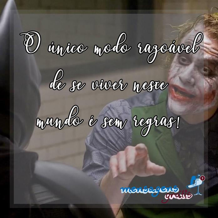 Imagens com Frases do Coringa 05