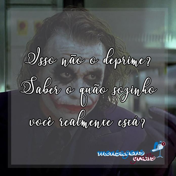 Imagens com Frases do Coringa 07