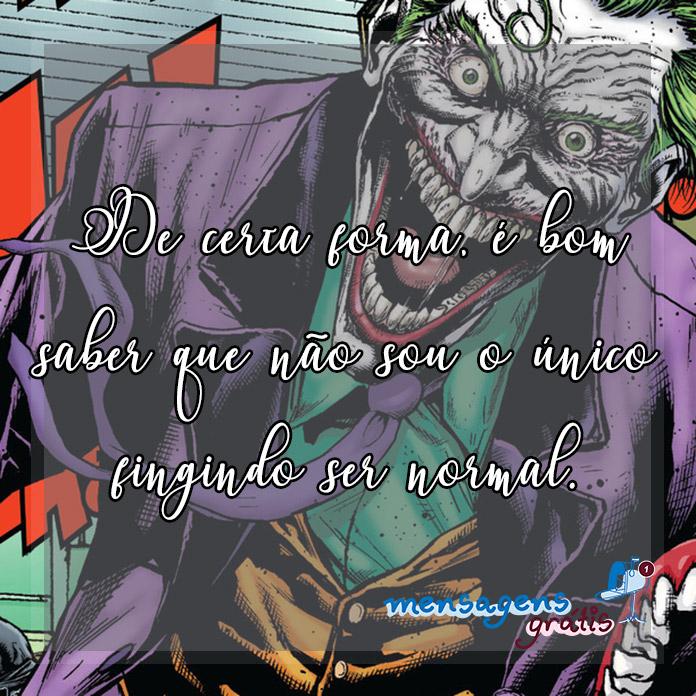 Imagens com Frases do Coringa 09