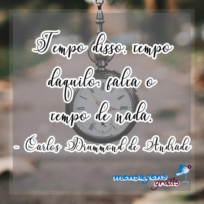 Frases de Carlos Drummond de Andrade para Refletir