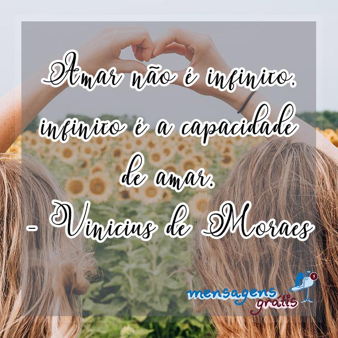 Frases de Vinicius de Moraes Sobre Amor