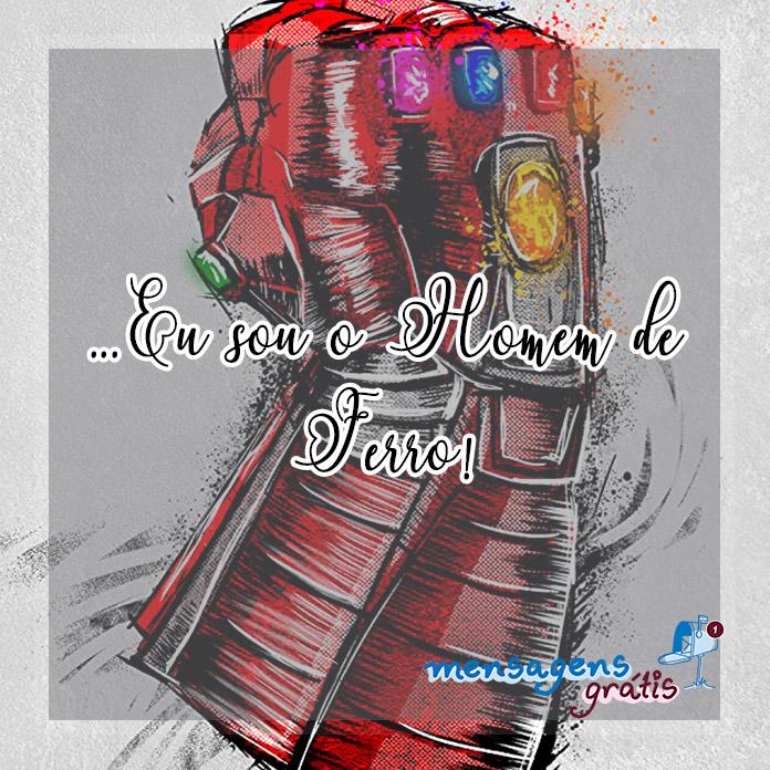 Frases do Homem de Ferro em Vingadores: Ultimato