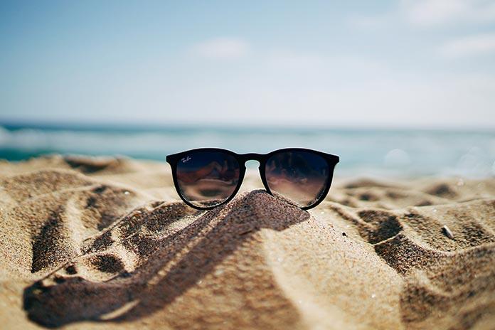 Frases para Foto na Praia