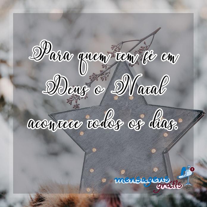 Mensagens Religiosas de Natal