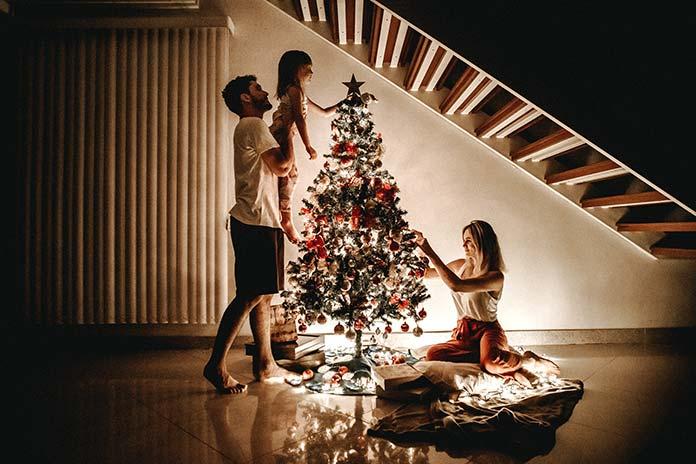 Quando Montar e Desmontar a sua Árvore de Natal