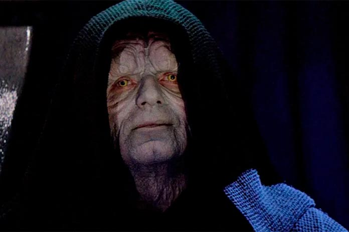Frases do Imperador Palpatine
