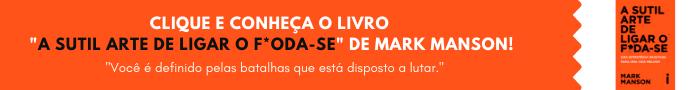 Banner de Compra - A Sutil Arte de Ligar o F*da-Se