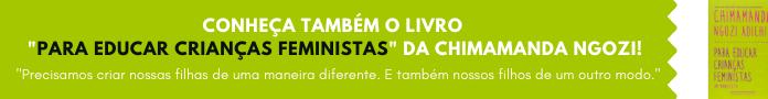 Banner de Compra - Para Educar Crianças Feministas