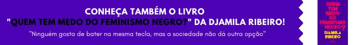 Banner de Compra - Quem tem Medo do Feminismo Negro